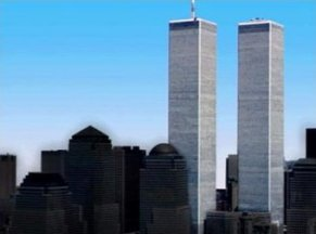 The World Trade Center Towers which do not yet exist